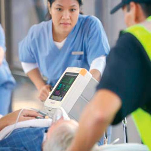 Прикроватный монитор пациента | монитор реанимационный